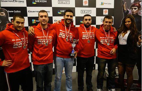 İşte Counter-Strike Online turnuvasında kazanan takım!