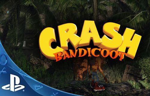 Crash Bandicoot Efsanesi Geri Dönüyor