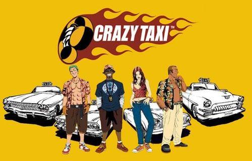 Crazy Taxi Android ve iOS'te ücretsiz oldu!