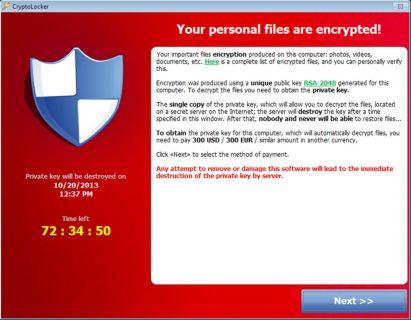 Cryptolocker İle Şifrelenen Dosyalar Nasıl Kurtarılır?