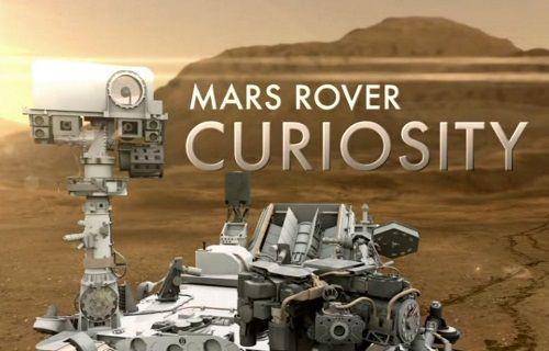 Curiosity, Mars'tan Selfie Yolladı