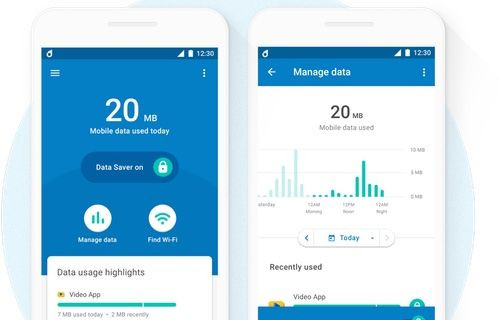 Datally ile Android'de veri kullanımı azaltın!