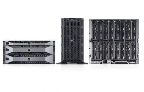 Dell En Gelişmiş PowerEdge sunucu portföyünü tanıttı