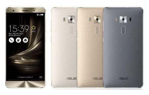 Asus Zenfone 3 Deluxe bu tarihte satışa sunuluyor