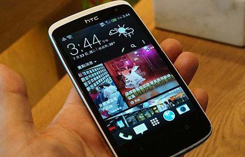 HTC Desire 500 Ağustos sonuna geliyor