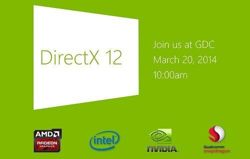 DirectX 12 ne zaman çıkacak?