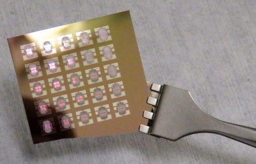 Elektrik yerine ısı ile çalışan elektronik bileşen ürettiler!
