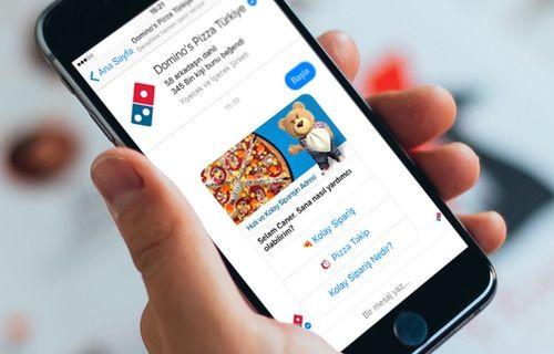 Türkiye'de Facebook'tan pizza siparişi başladı!