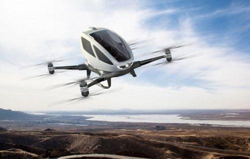 Kişisel Dronlar hayatımıza girmek üzere!