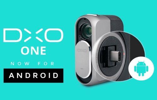 Android'de profesyonel fotoğraf çekme dönemi başlıyor!