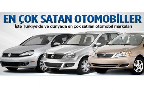 Türkiye'nin en popüler ikinci el araçları ve en popüler araba renkleri belli oldu!