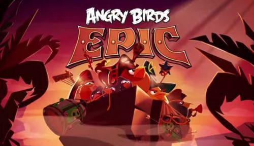 Angry Birds Epic, Android, iOS ve Windows Phone için yayınlandı - İndir