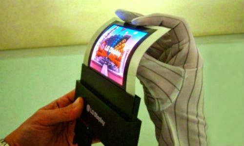 Samsung'un kavisli ekrana sahip telefonu çok yakında!