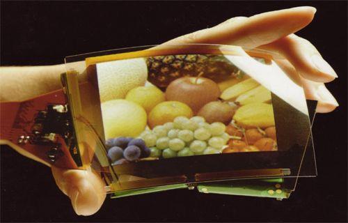 İşte Samsung'un sergilediği esnek ekran teknolojisi