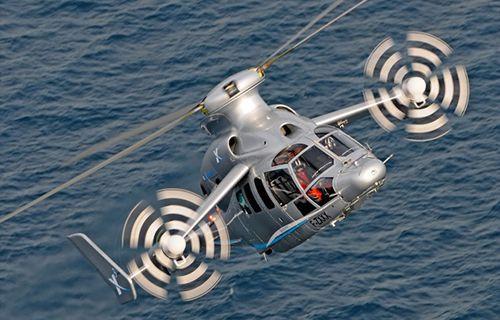 Eurocopter X3 hız rekoru kırdı