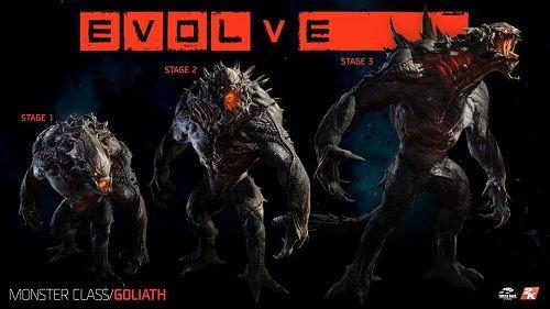 Evolve'un en büyük alfa sürümü çok yakında
