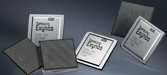 Samsung, Exynos 5 Dual'i duyurdu!