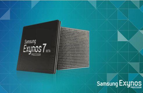 Samsung'un Exynos Octa 7 işlemcisinin detayları ortaya çıktı