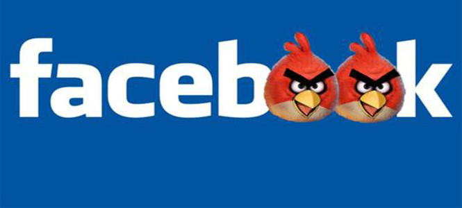 Facebook'a Angry Birds 'paylaş oyna' özelliği geliyor