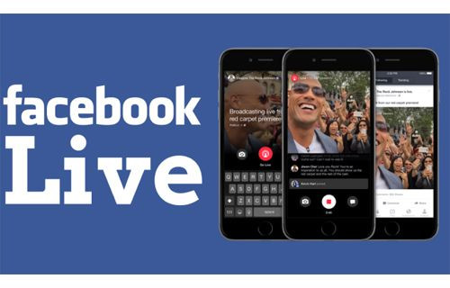 Facebook Canlı Yayın Desteği Android'e Geliyor