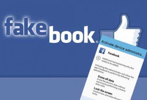 Sahte Facebook uygulamaları hayatınızı karartmasın!