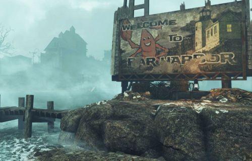 Fallout 4 Far Harbor fragman ve ekran görüntüleri yayınlandı
