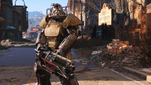 Fallout 4 Satış Rekoru Kırdı