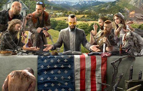 Far Cry 5 için ilk fragman ve detaylar yayınlandı
