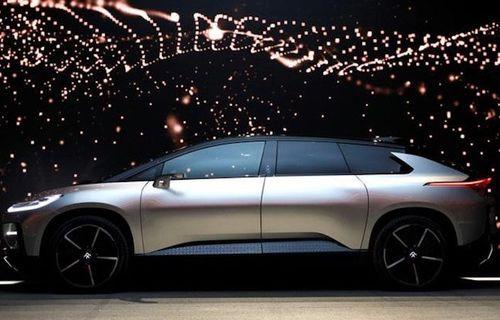 Faraday Future'un elektrikli otomobili tanıtımda bozuldu