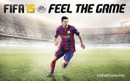 FIFA 15 satışları rekora koşuyor