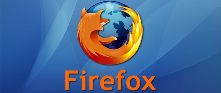 Firefox 6 Beta indirilmeye sunuldu!