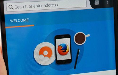 Firefox Android Sürümü Güncellendi