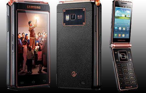 Samsung'dan Galaxy S8 özellikleri taşıyan kapaklı telefon geliyor!