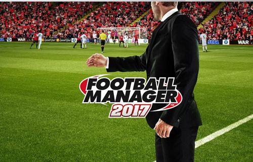Football Manager 2017 Playstore'da ön siparişte