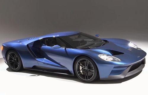 Ford ve Corning, Ford GT Modelinde İşbirliği Yapacak