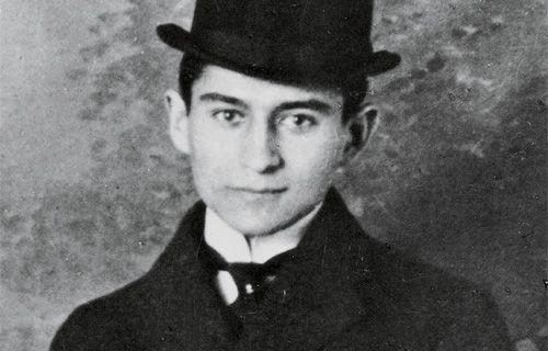 Günün Google doodle'ı: Franz Kafka