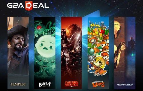 G2A'dan epik oyunlar epik fiyata!