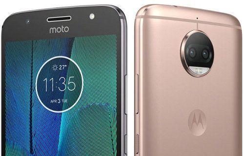Moto G5S Plus Türkiye'de satışa sunuldu