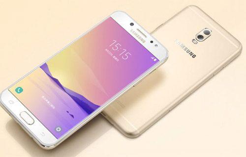 Çift kameralı Galaxy C8 tanıtıldı