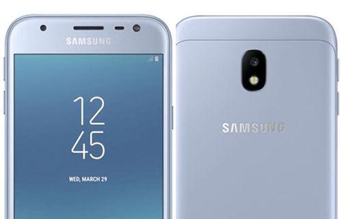 Galaxy J3 (2017) özellikleri ve görüntüleri