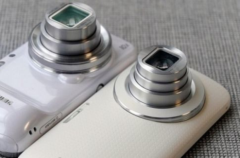 Türkiye'de bir ilk: Galaxy S4 Zoom ve Galaxy K Zoom Kamera Karşılaştırma Testi