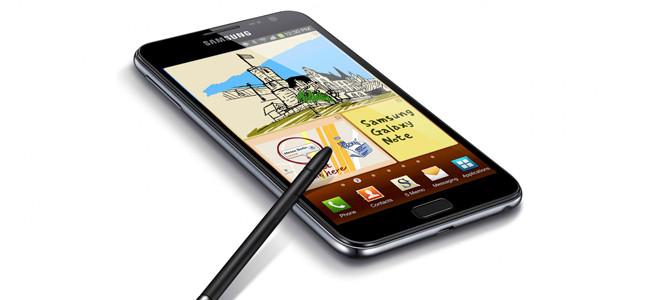 Samsung Galaxy Note'un pili adamın cebinde patladı