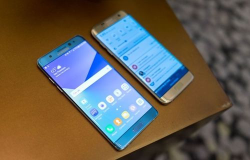 Android 7.0 Nougat güncellemesiyle Galaxy Note 7 arayüzü Galaxy S7'ye gelecek