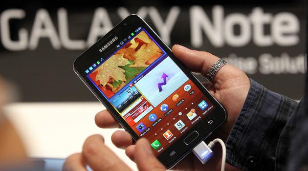 Samsung Galaxy Note 10.1 resmen tanıtıldı!