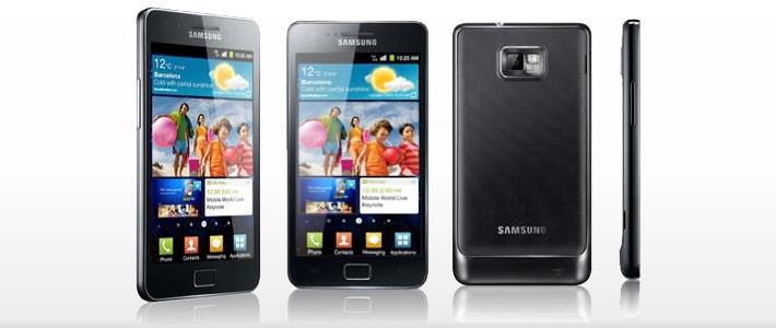 Galaxy S II' nin ileri teknoloji parçalarını incelediler!