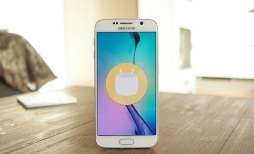 Samsung Galaxy serisi için Android 6.0 Marshmallow yol haritası