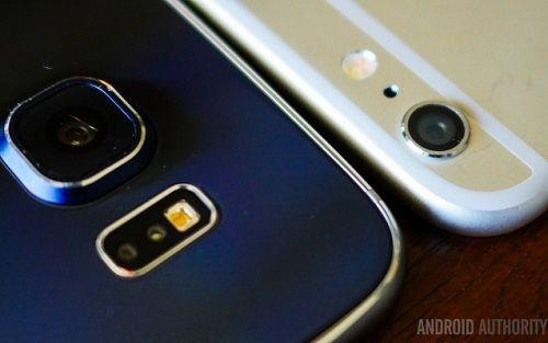 Galaxy S6 ve iPhone 6 (Dijital/Donanım) Optik Görüntü Sabitleme Testi