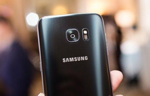 Şimdi de Galaxy S7 edge patladı