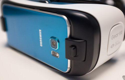 Samsung, benzersiz bir sanal gerçeklik makinesi olarak Galaxy S7'yi sunar