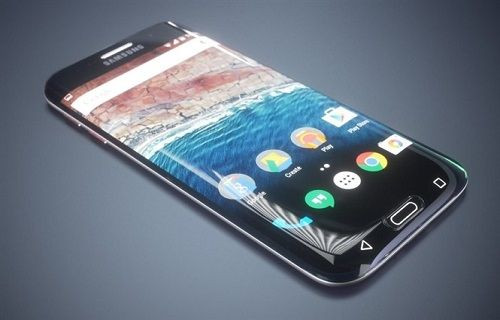 Samsung Galaxy S7 İçin LED Kılıf Görüntülendi